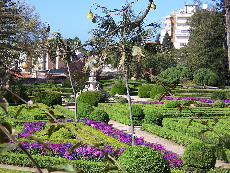 Los mejores top 10 los mejores parques y jardines de lisboa for Jardin botanico de berlin
