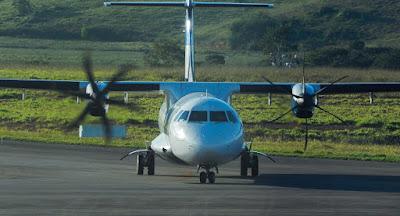 Suècia prova oli de cuina com a combustible per a un avió de passatgers