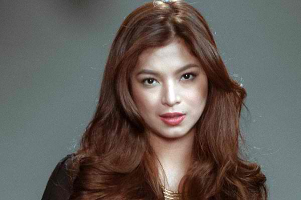 Angel Locsin Tried Dipping On The Cold Spring Water Of Sangab Cave