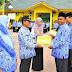 Wabup Sergai Darma Wijaya Pimpin Upacara HKN
