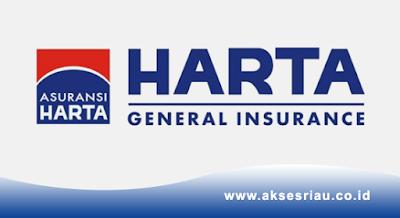 Lowongan PT. Asuransi Harta Aman Pratama, Tbk Pekanbaru Oktober 2017