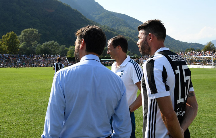 "Barzagli: ""Dybala i Neymar su budućnost fudbala"""
