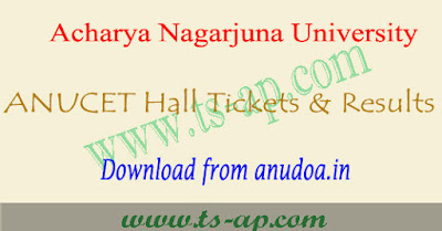 ANU PGCET hall ticket download 2020-2021, result date
