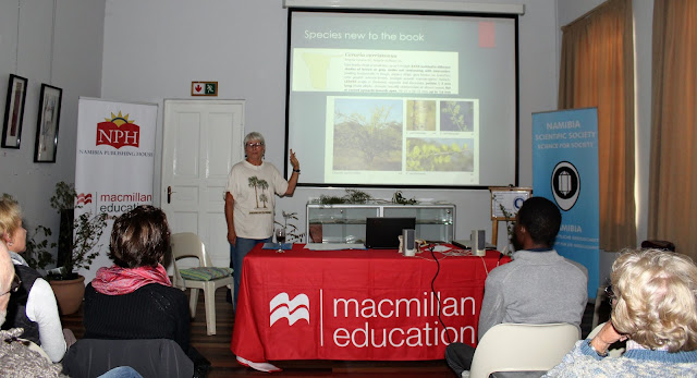 Author Barbara Curtis during her presentation