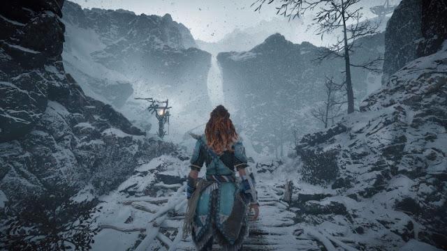 عنوان توسعة The Frozen Wilds للعبة Horizon Zero Dawn يرفض من طرف مكتب تسجيل العلامات التجارية بأمريكا