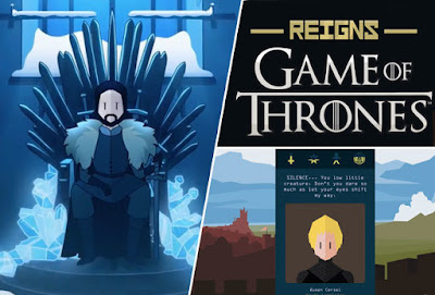 Reigns Game of Thrones Apk For Android