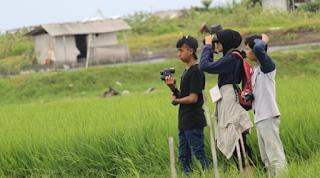 Sekelumit Cerita Singkat AWC (Asian Waterbird Census) di Desa Pagak, Purworejo