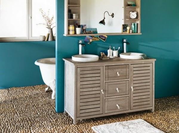 Blue Bathroom Design Ideas 4