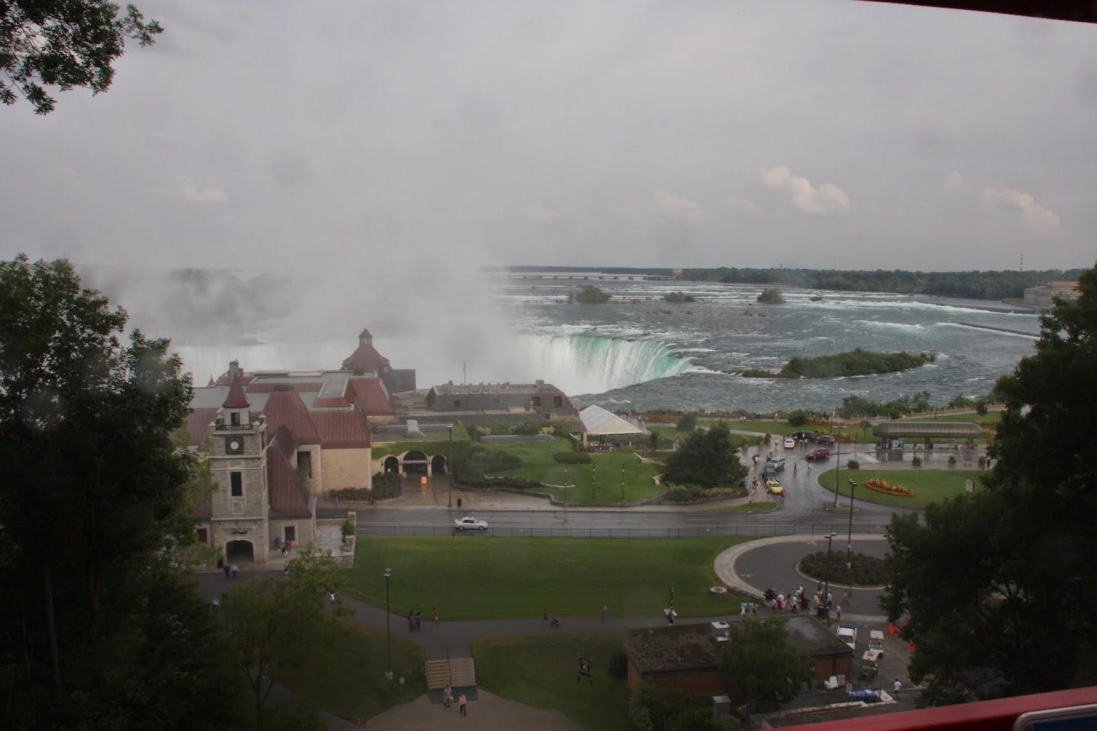 Primo viaggio in Canada