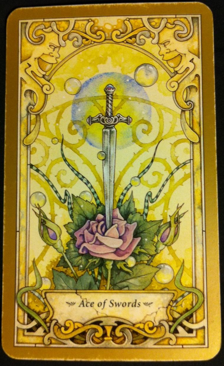 Mystic, Tarot And Swords On Pinterest