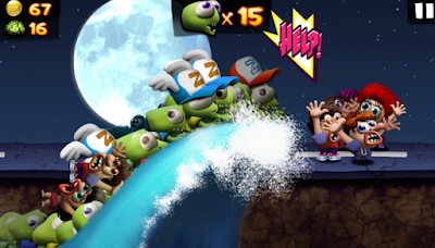 Downlooad Zombie Tsunami v3.0.2 + Mod