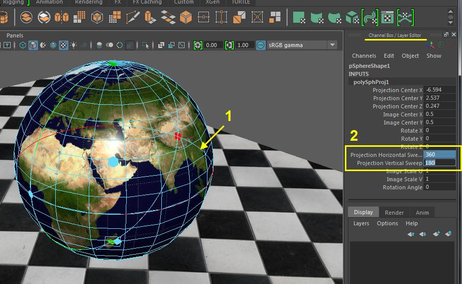 UV map 10