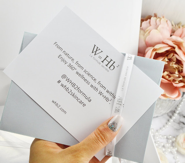 W=Hb² La Formula Secréte Power Duo Face Serum Review, Lovelaughslipstick Blog
