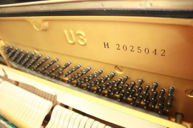 Chọn mua đàn piano cũ theo số series
