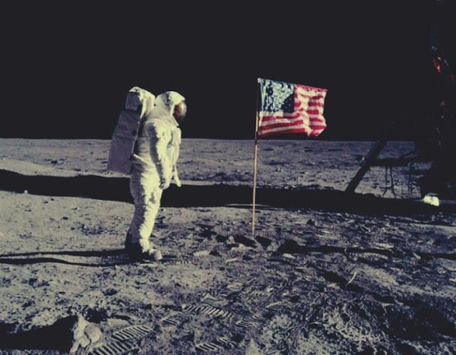 Erased Moon Landing Tapes