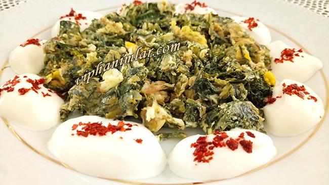 Yumurtalı Arapsaçı Kavurması - www.viphanimlar.com