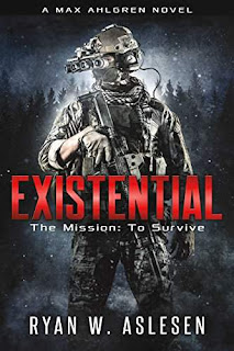 Existential A SciFi Horror Thriller by Ryan W. Aslesen