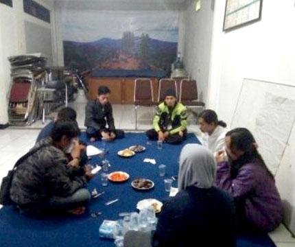 Kegiatan Rakor Pemuda bersama Perangkat Desa