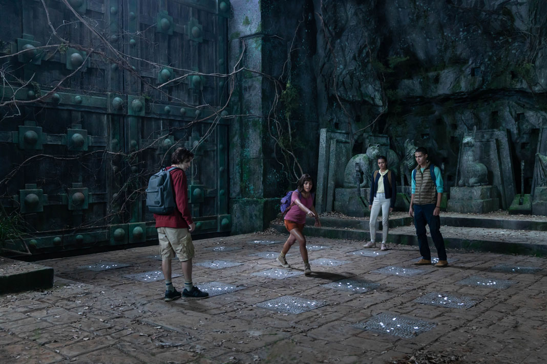 NickALive!: Dora and the Lost City of Gold (2019) | New