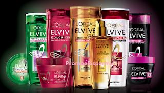 Logo Elvive L'Oreal : diventa tester e ricevi kit di prodotti gratis