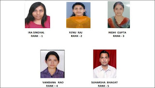 UPSC 2014 exam results, girls hold the top 4 positions