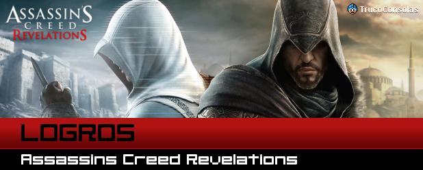 Logros Assassin's Creed Revelations XBox 360