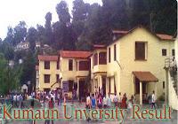 Kumaun University Result