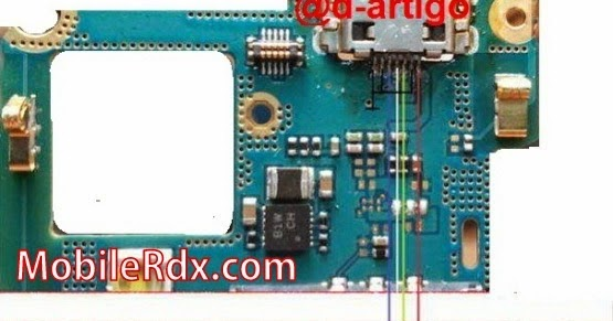 Samsung GTS5830I Charging Problem Fix by Jumpers | gsmfixer