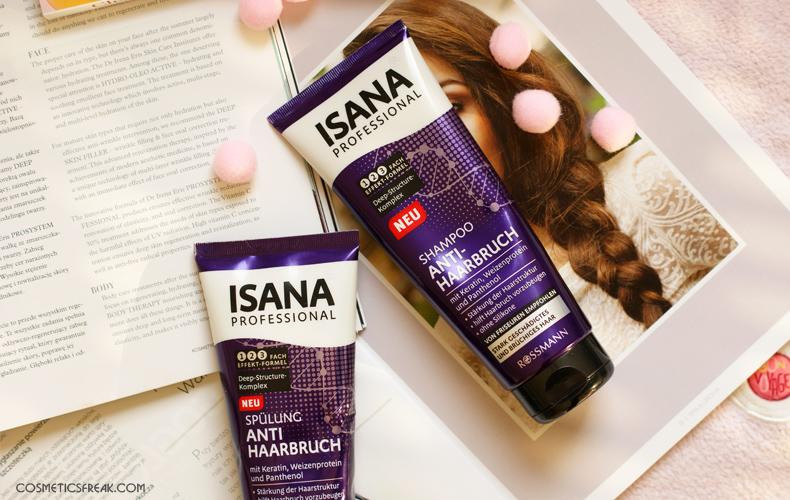 isana szampon odżywka