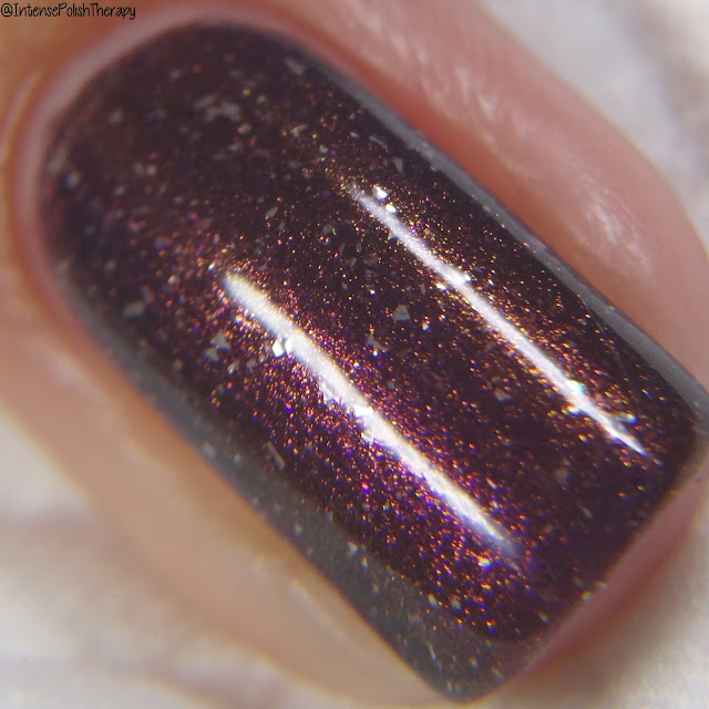 Night Owl Lacquer Holding On & Letting Go