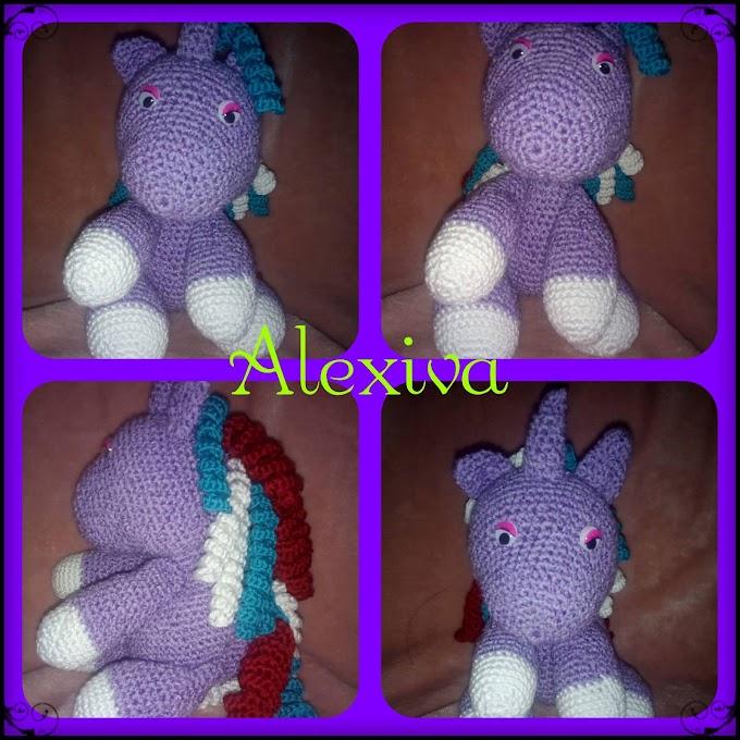 Alexiva unicorn-Alexiva jednorog