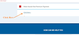 online payment hdfc life insurance policy premium