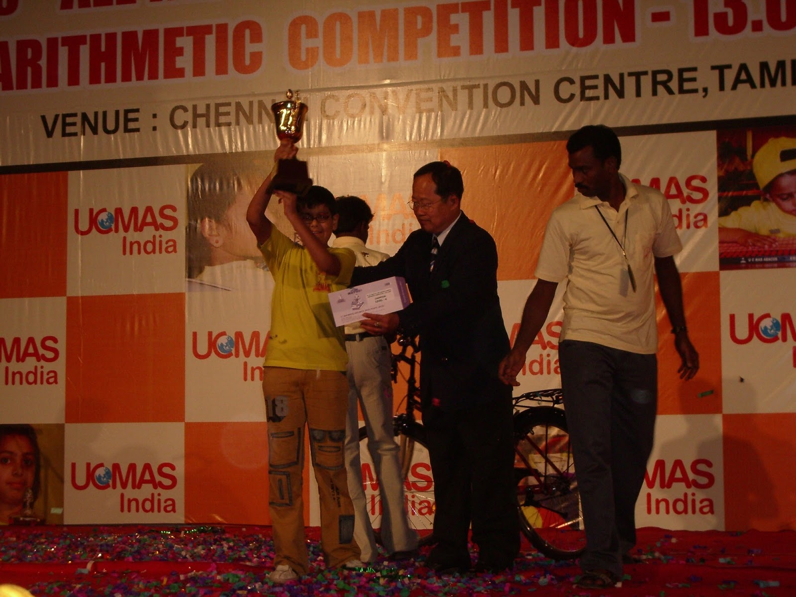 Ucmas Abacus For Kids National Competition Chennai
