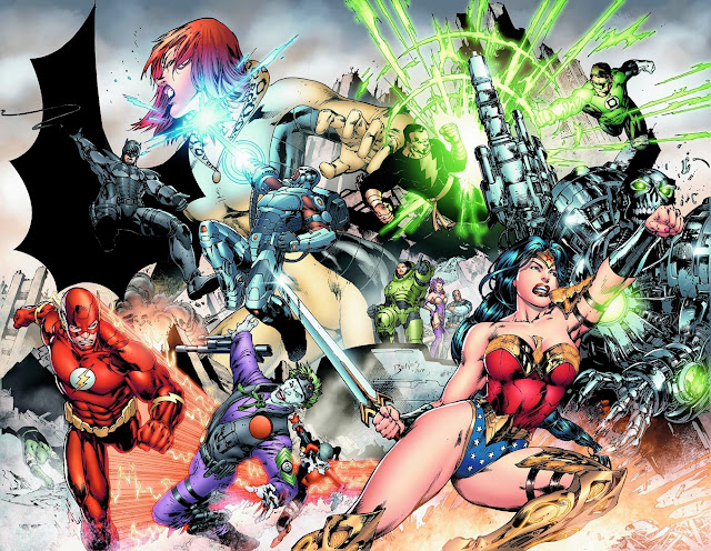 dc universe legends