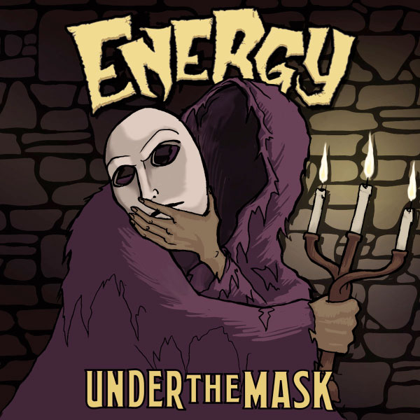"Energy stream new EP ""Under The Mask"""