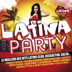 Latina Party 2014-CD2