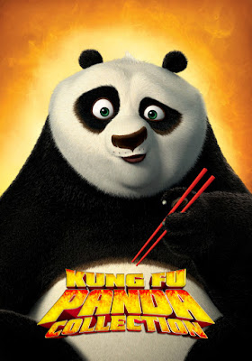 Kung Fu Panda Coleccion DVD R1 NTSC Latino + CD