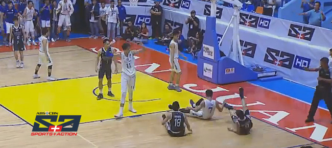 Kai Sotto's BLOCK Party vs. NU in UAAP Finals (VIDEO) 11 blocks, 22 points, 16 rebounds