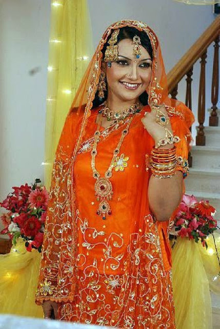 Nowshin Bangladeshi Actress Wedding