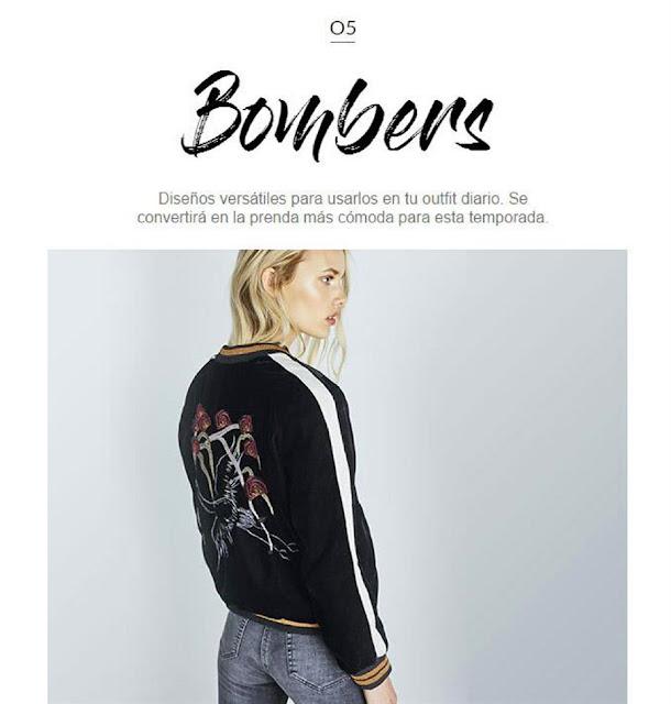combinaciones estilo bombers jacket