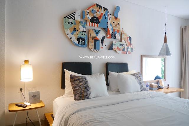 Desain kamar di YATS Colony