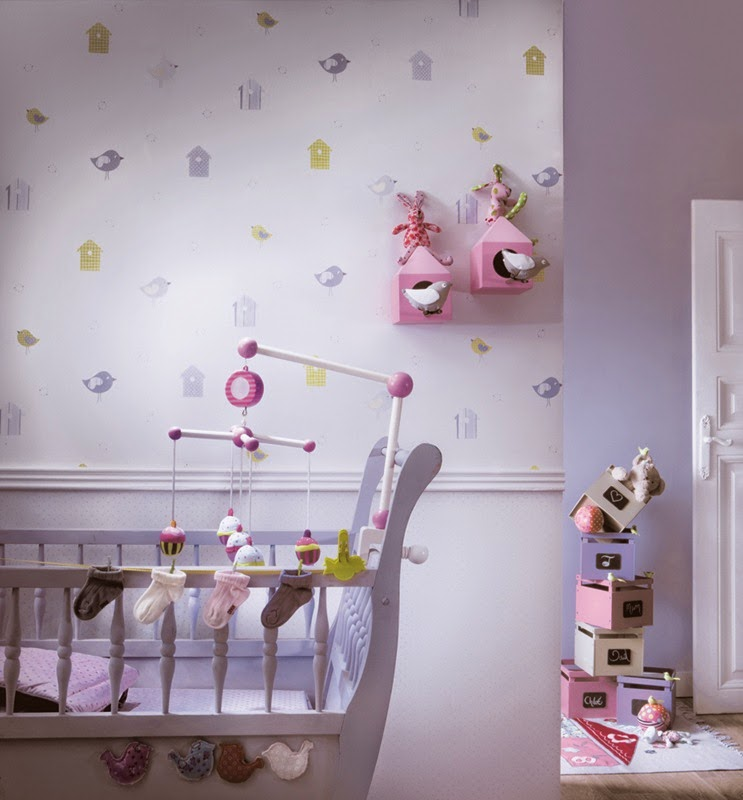 Papeles pintados papel pintado infantil babies - Papeles pintados bebe ...