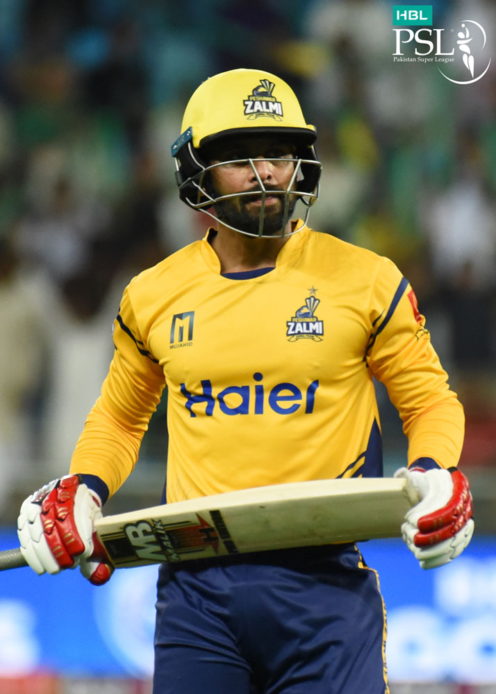 Hafeez in PSL 2018