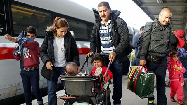 زيادة الرواتب للاجئين في ألمانيا