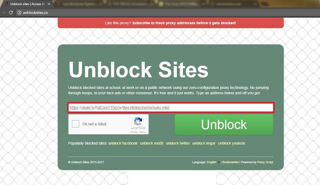 Halaman unblocksites.co
