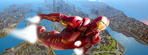 Gta All Iron Man Mod
