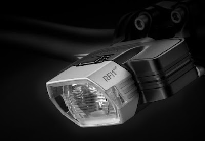 Radius F1 Smart Bike Light
