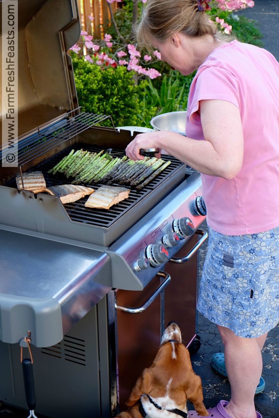 How To Bake Asparagus Use The Right Tools For The Job To Grill A Father's  Day