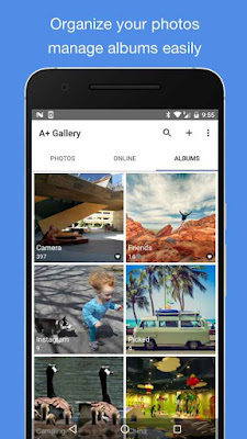 a+ gallery photos & videos premium apk