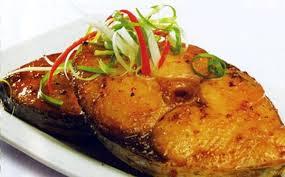Ăn cá giúp bạn tăng cân hiệu quả